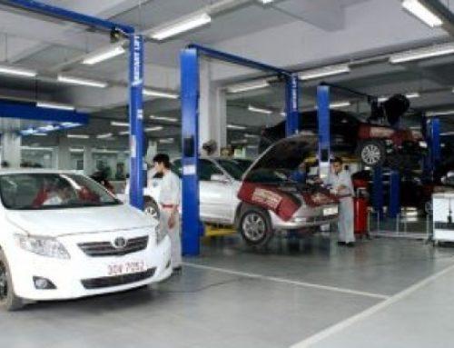 Các hạng mục bảo dưỡng cho xe Toyota sau 80.000 km