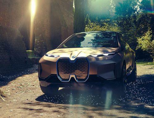 Chính thức ra mắt BMW Vision iNEXT: Nền móng xây dựng tương lai