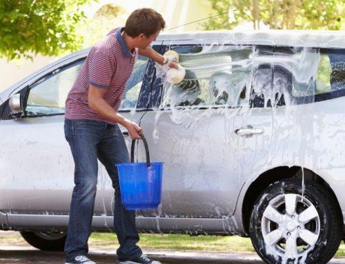 Rửa xe hơi, xe Ô tô tại nhà sao cho đúng theo tiêu chuẩn garage