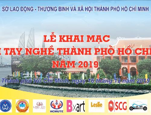Cartek đồng hành cùng cuộc thi tay nghề năm 2019 tại TP Hồ Chí Minh