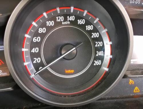 Hệ thống I-Stop trên xe Mazda và những điều chưa biết