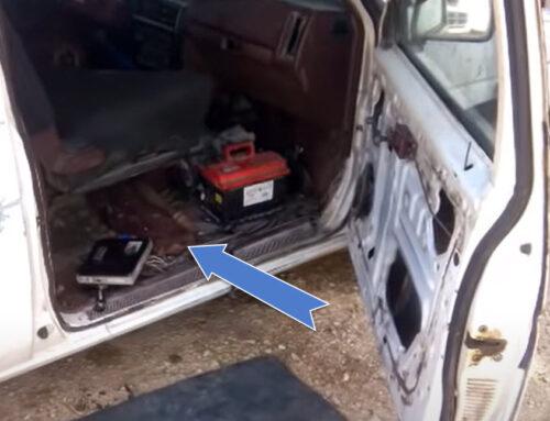 Cách đọc lỗi OBD I xe Nissan khi không có máy đọc lỗi