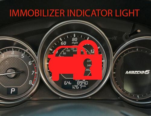 Hệ thống chống trộm xe Mazda và cách nó hoạt động