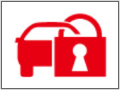 Đèn báo hệ thống mã hóa động cơ Mazda